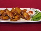 Devine's of Durham has the tastiest wings in the Triangle - 5 delicious flavors.